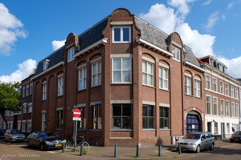 Veenkade - Crispijnstraat
