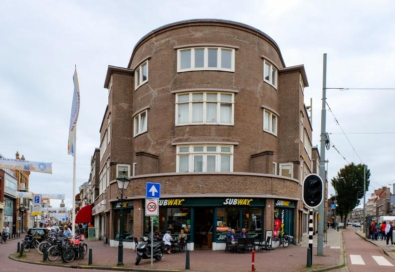 Keizerstraat - Jurriaan Kokstraat